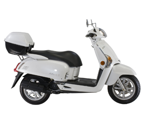 rent scooter agility 50 marrakech