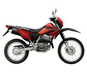 rent moto honda tornado 250 marrakech
